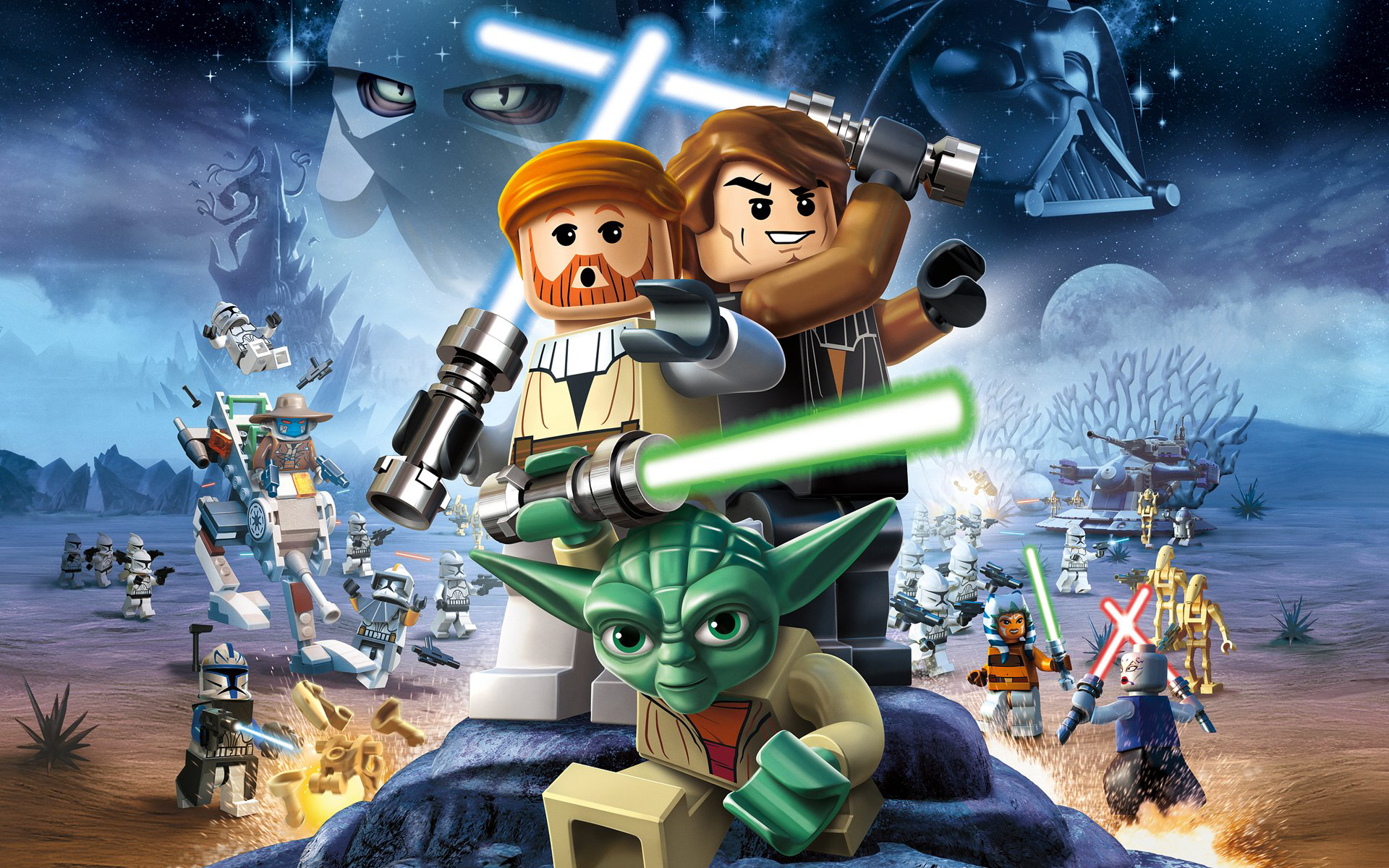 lego star wars games login