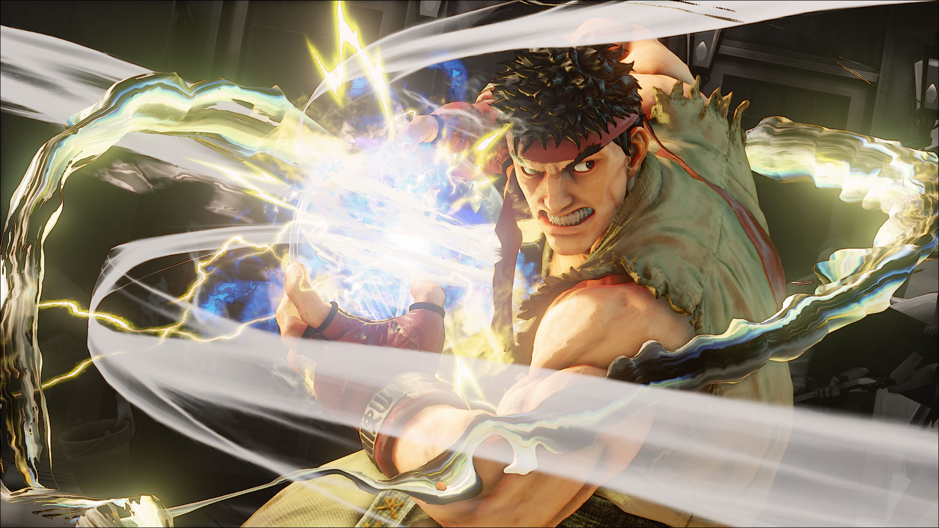 Sfv Street Fighter V Beta Ryu Vs Chun Li Ps4 Gameplay
