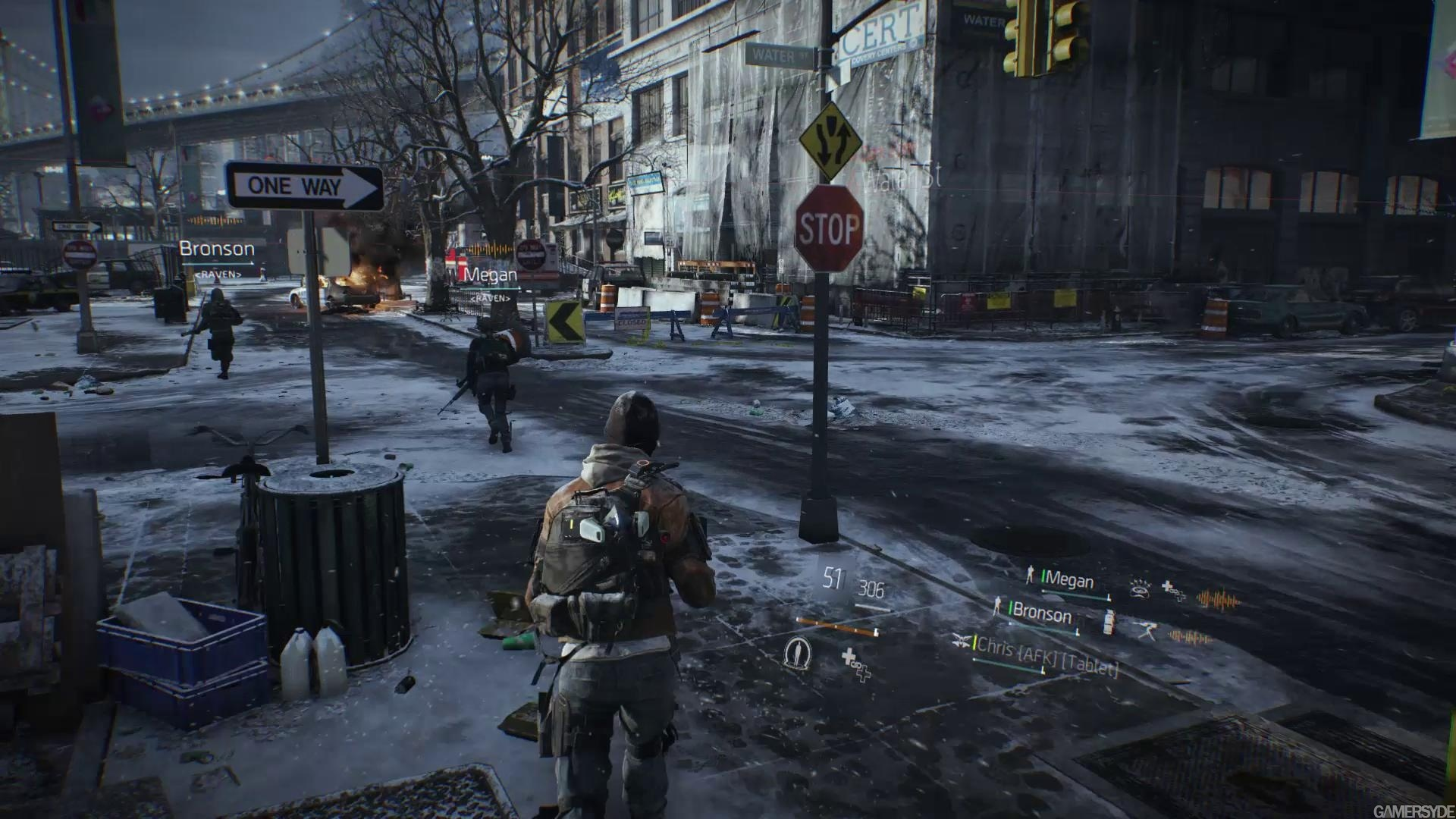 tom clancy 39 s the division level 20 gameplay video blogdottv. Black Bedroom Furniture Sets. Home Design Ideas