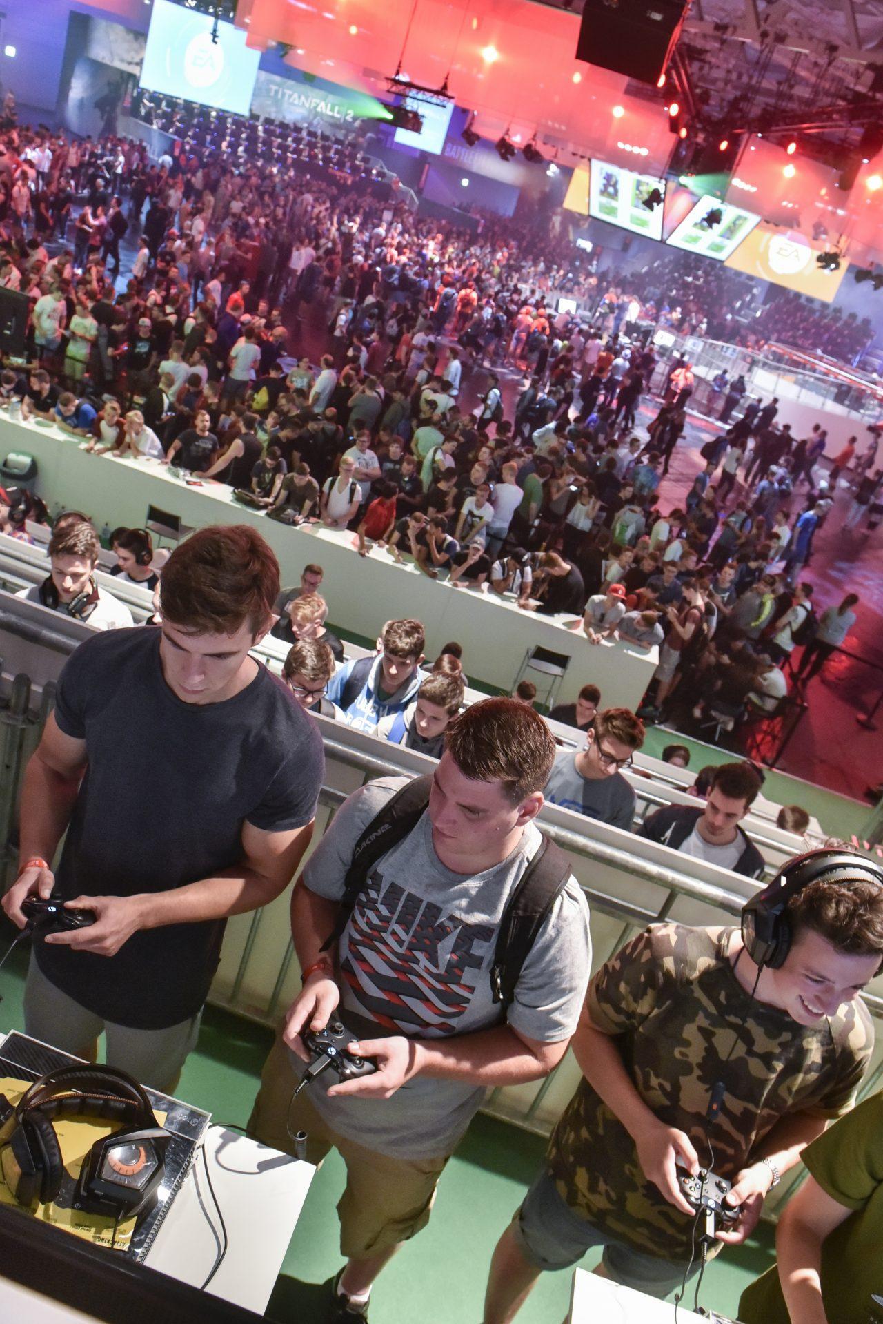 gamescom - photo #28
