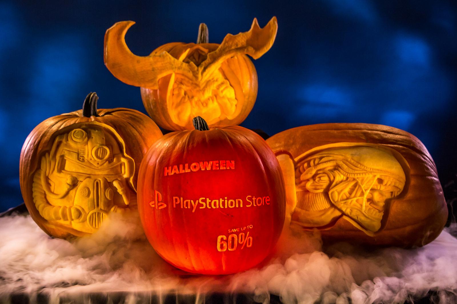 PlayStation Halloween Seasonal Sale