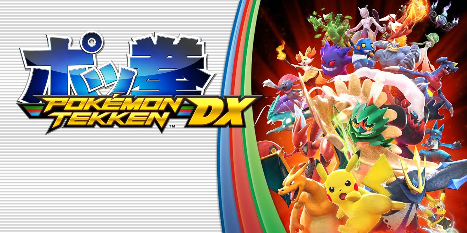 Pokemon Tekken Dx Ferrum Liga Gameplay Nintendoswitch