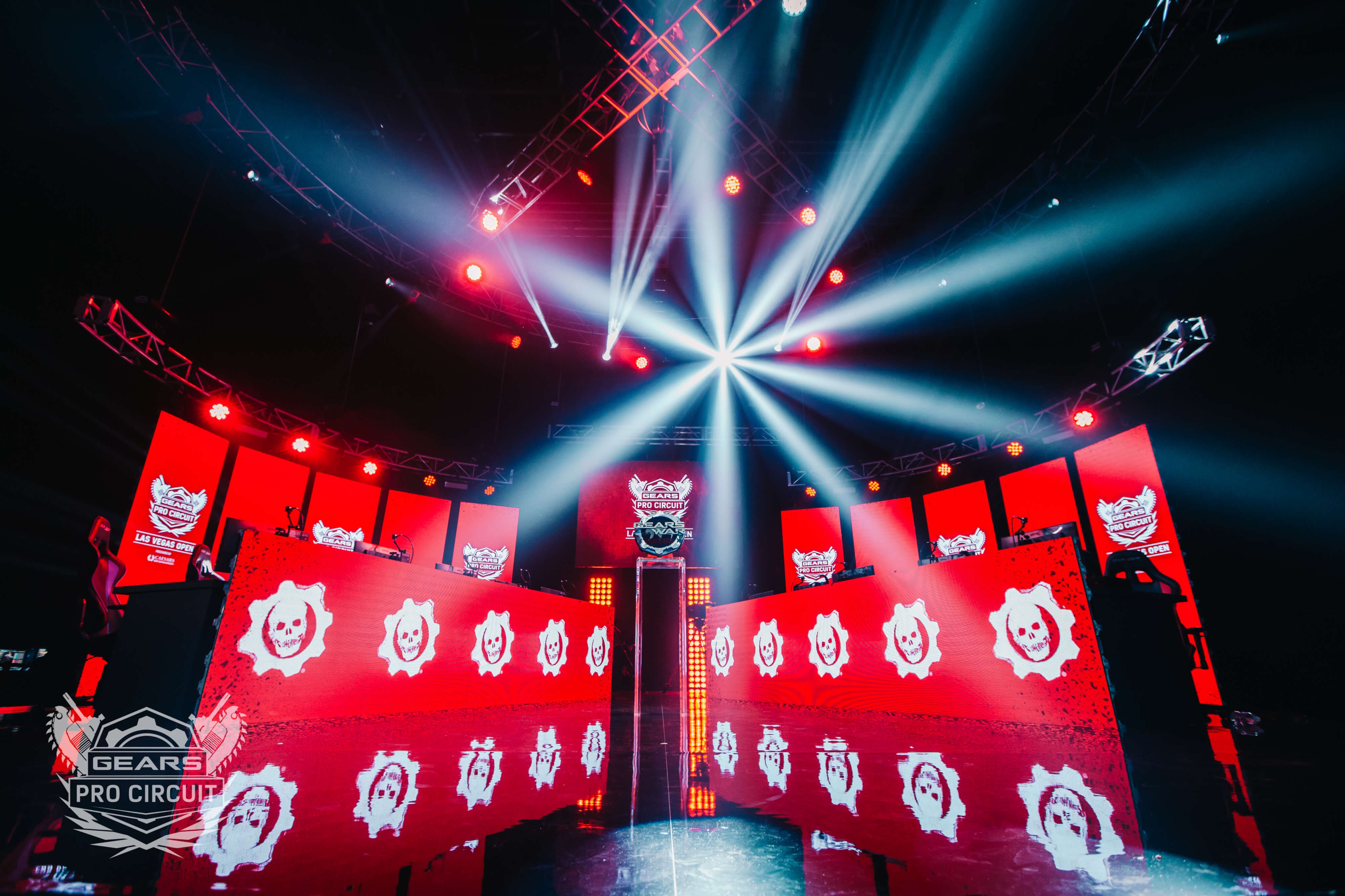 Gears of War Esports Unveils Gears Pro Circuit All Access ...