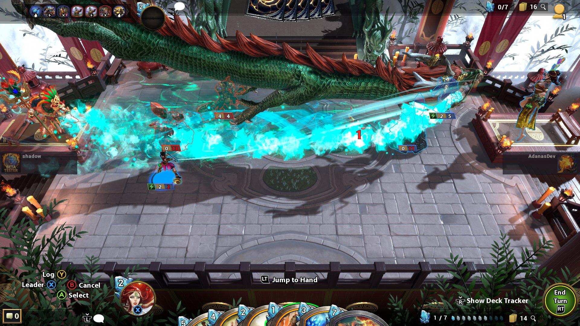 Hand of the Gods Screenshot