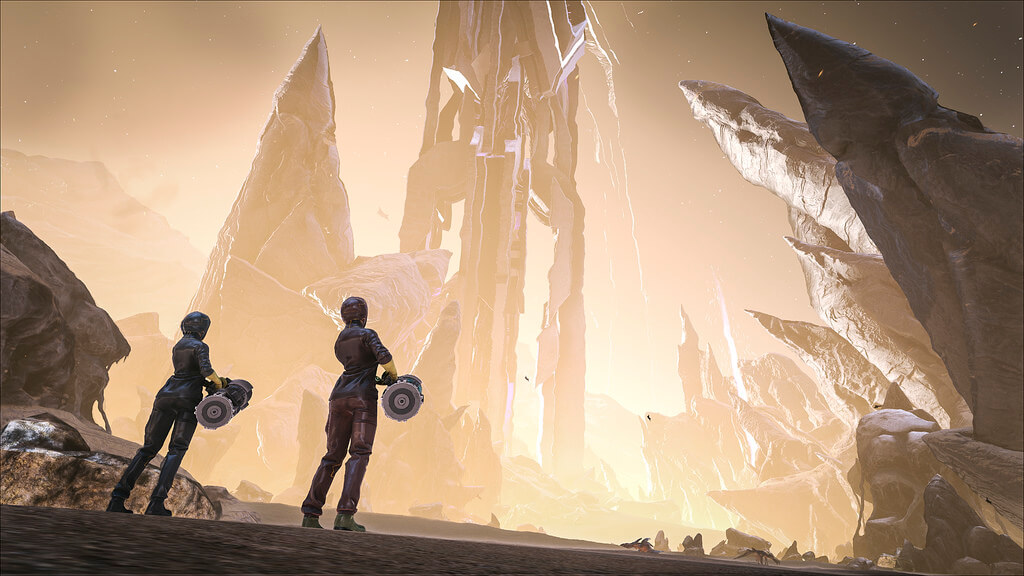 Ark Aberration Launches On Ps4 Today Blogdottv