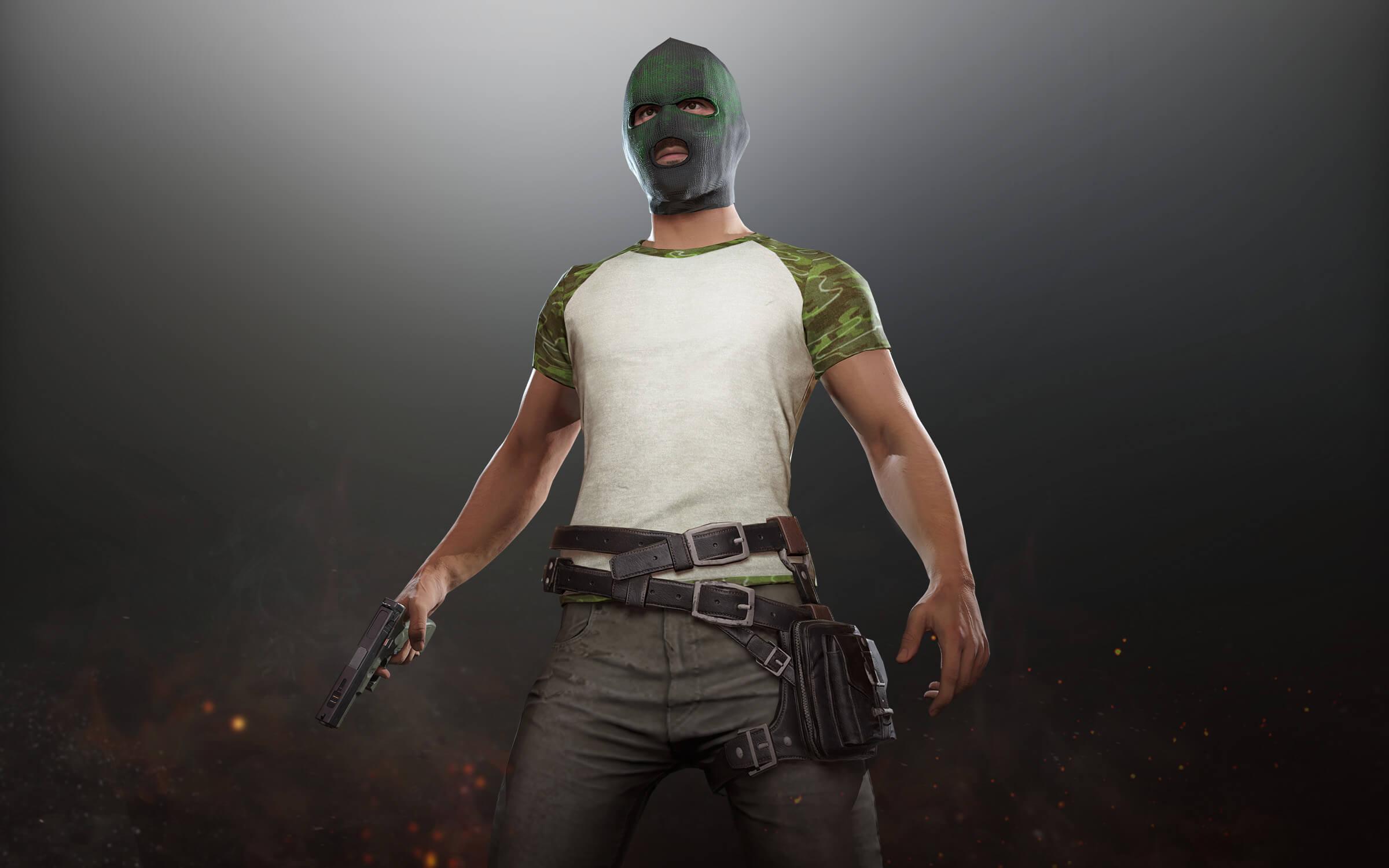 PUBG Xbox XGP The Warrior Pack