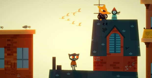 Next Week on Xbox - night in the woods