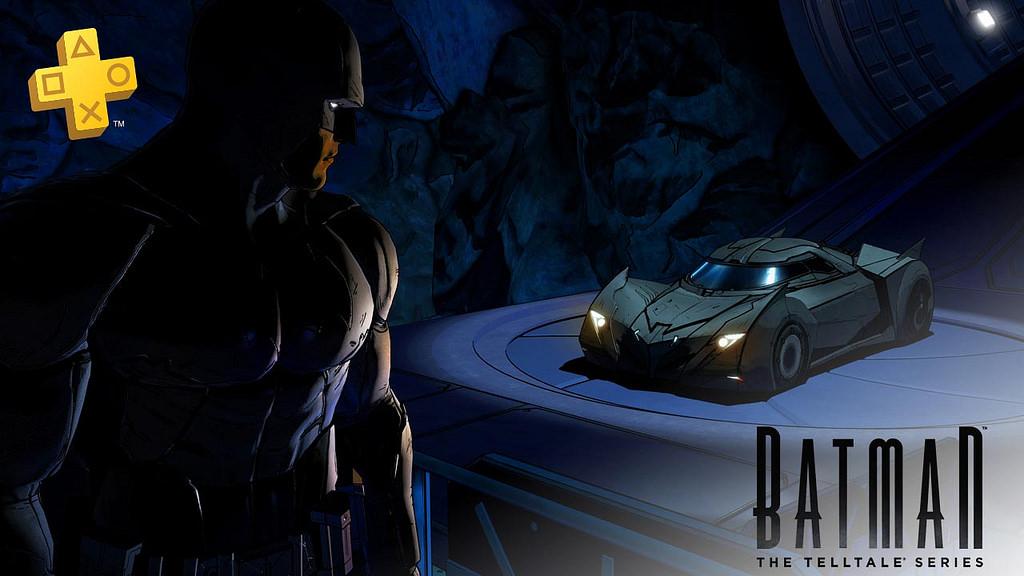 PlayStation Plus January 2018: Batman - The Telltale Series
