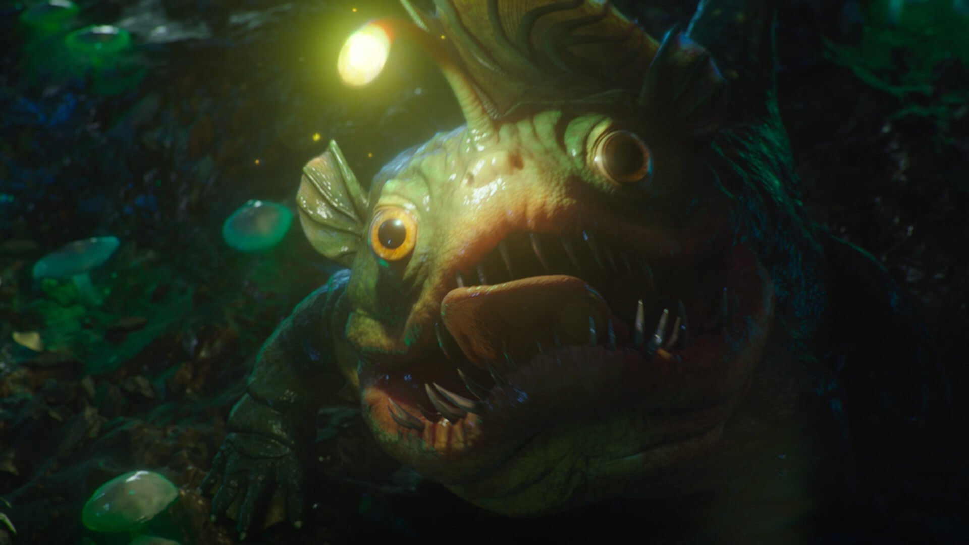 Taking Ark Into Hard Sci Fi With Aberration Öログドットテレビ