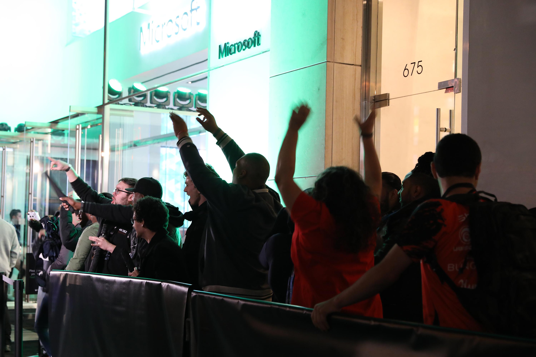 Xbox One X Launch