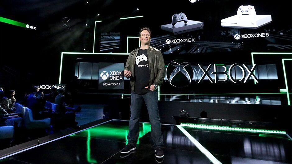 Phil Spencer at E3