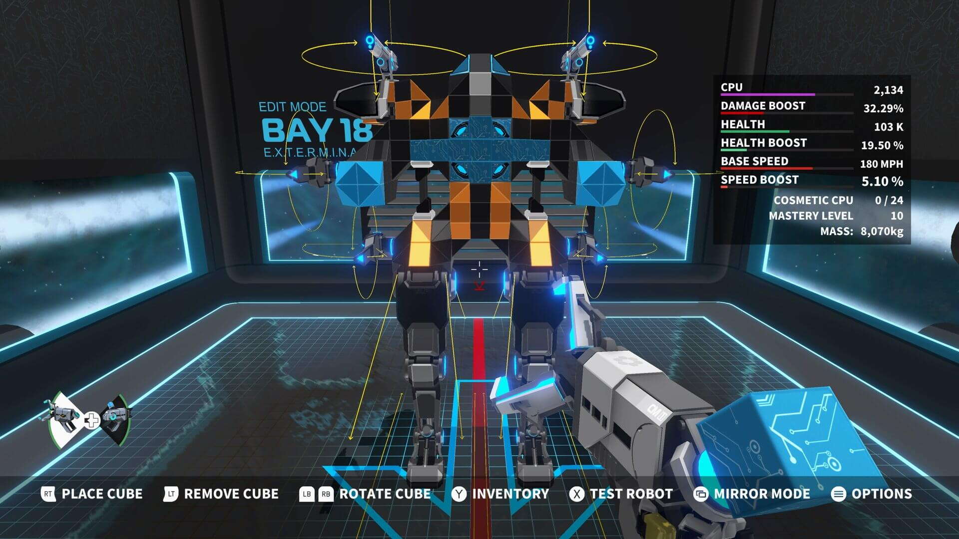 Prepare to Get Started in Robocraft Infinity, Coming Soon ...