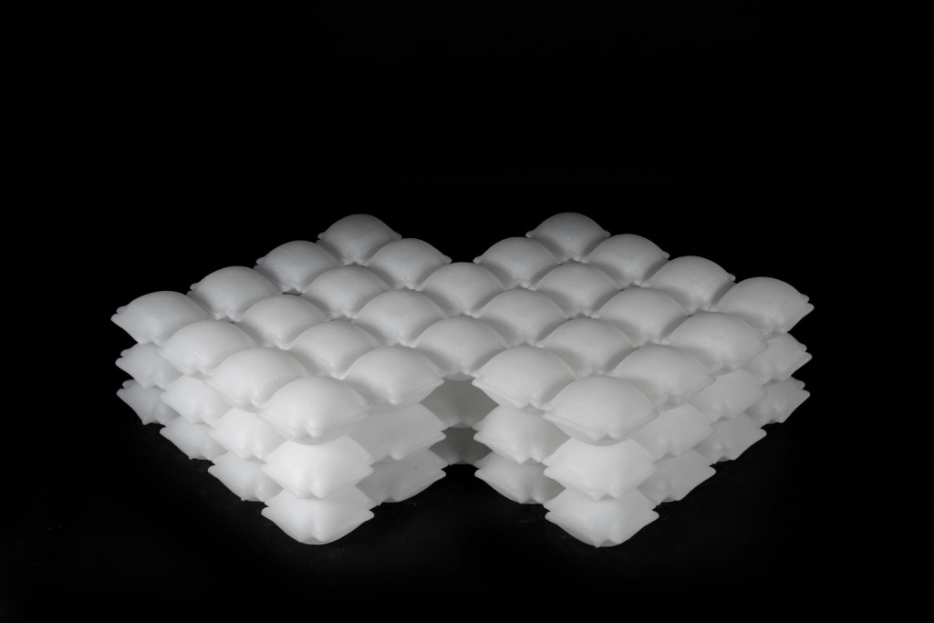 Liquid Printed Pneumatics