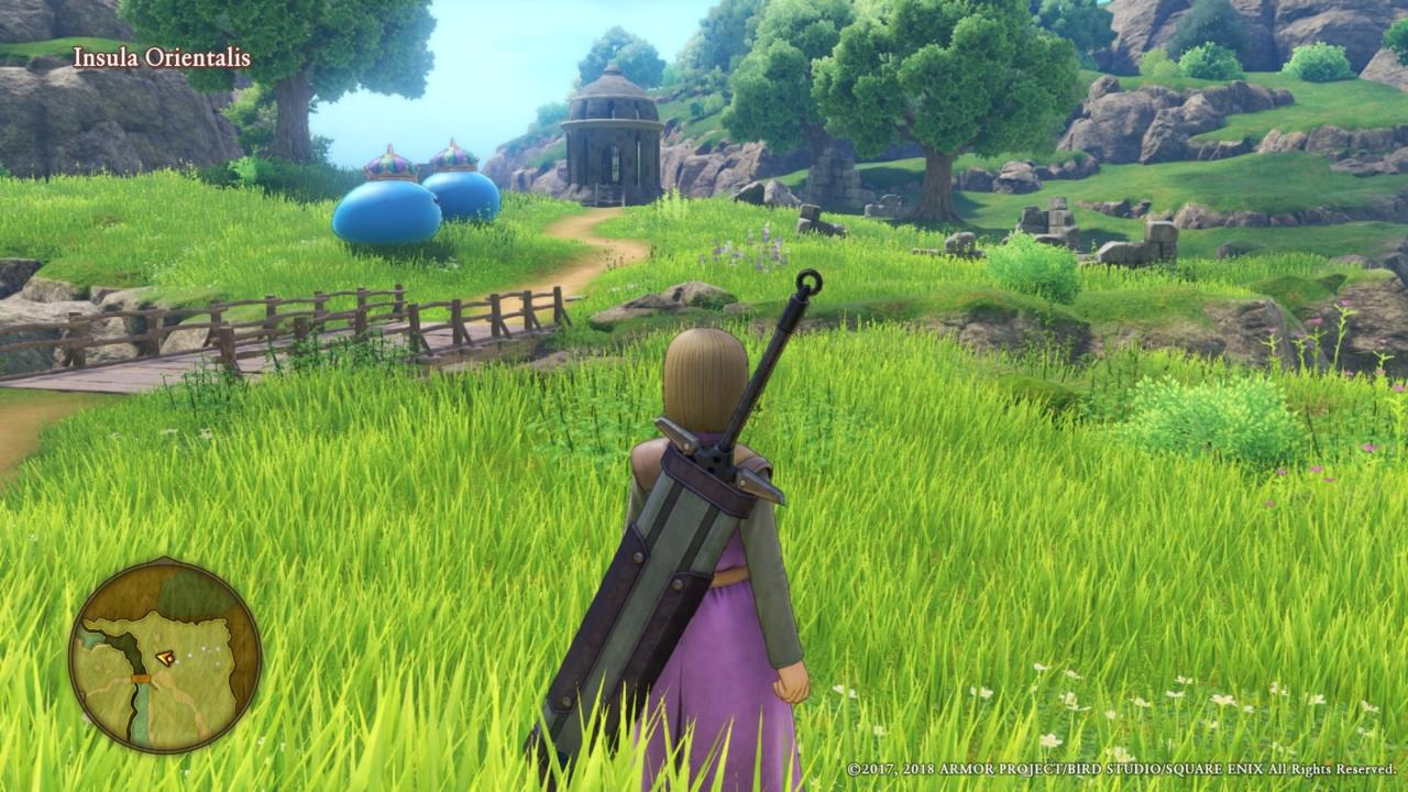 Dragon Quest XI: Echoes Of An Elusive Age Review - Back To