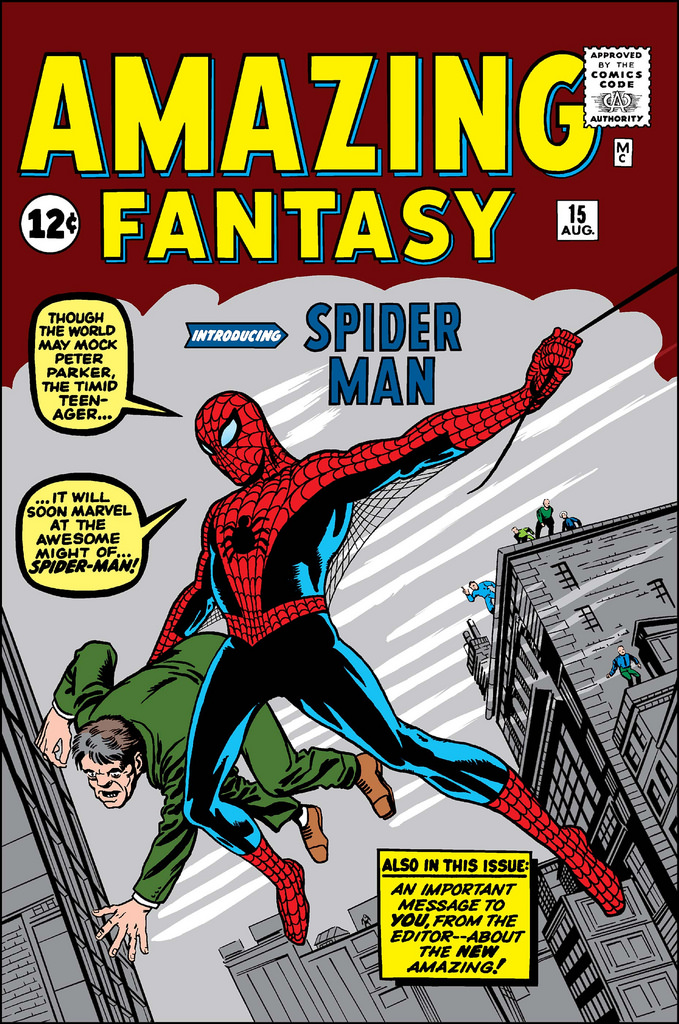 Amazing Fantasy (1962) #15