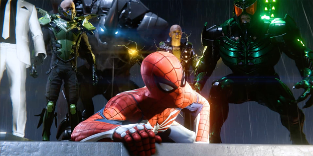 Marvels Spider Man Review %name