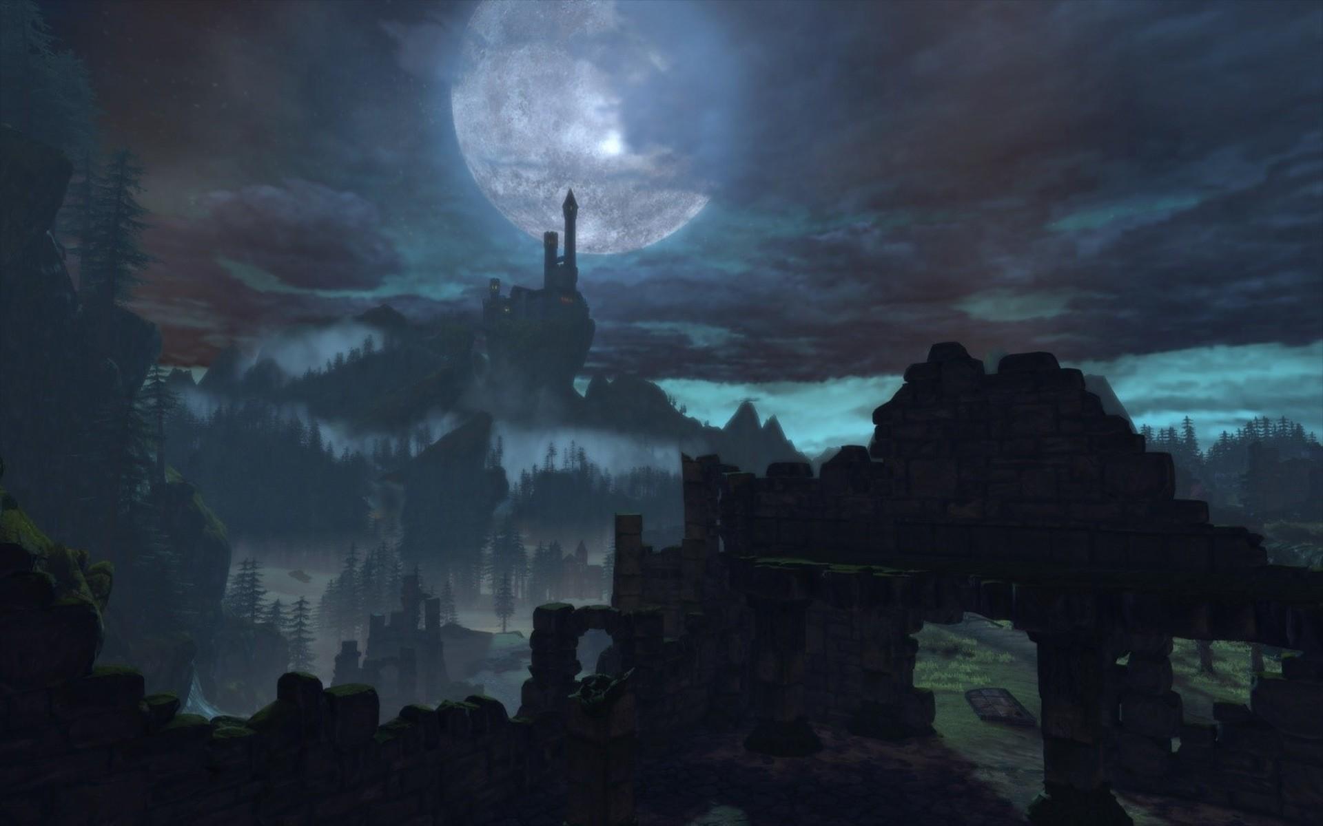Neverwinter Ravenloft Screenshot