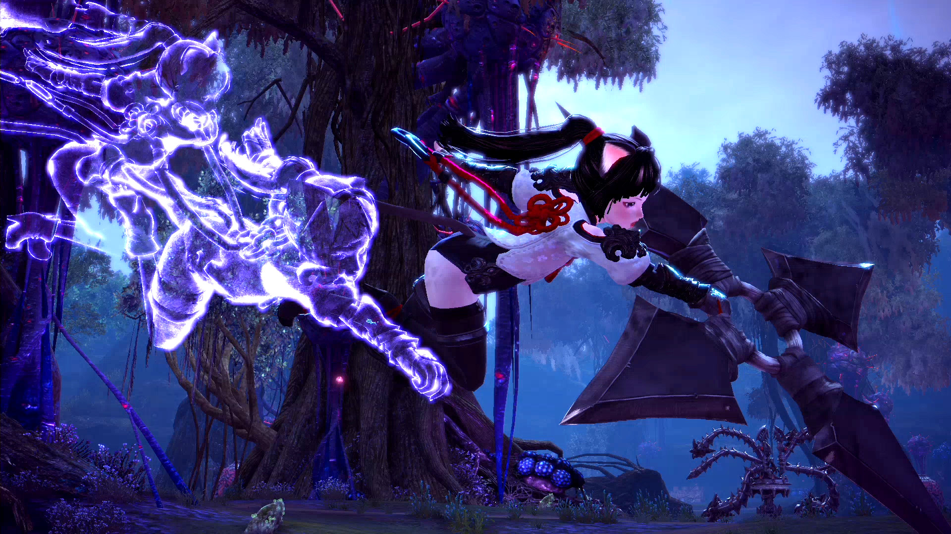 TERA Ninja Screenshot