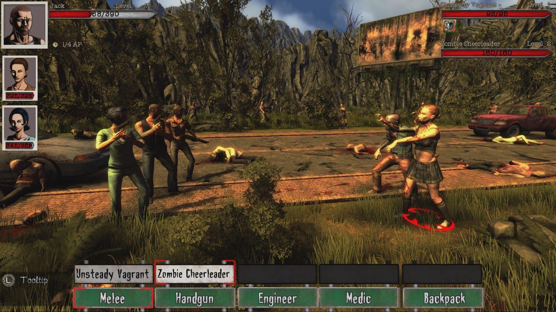 Dead Age Screenshot