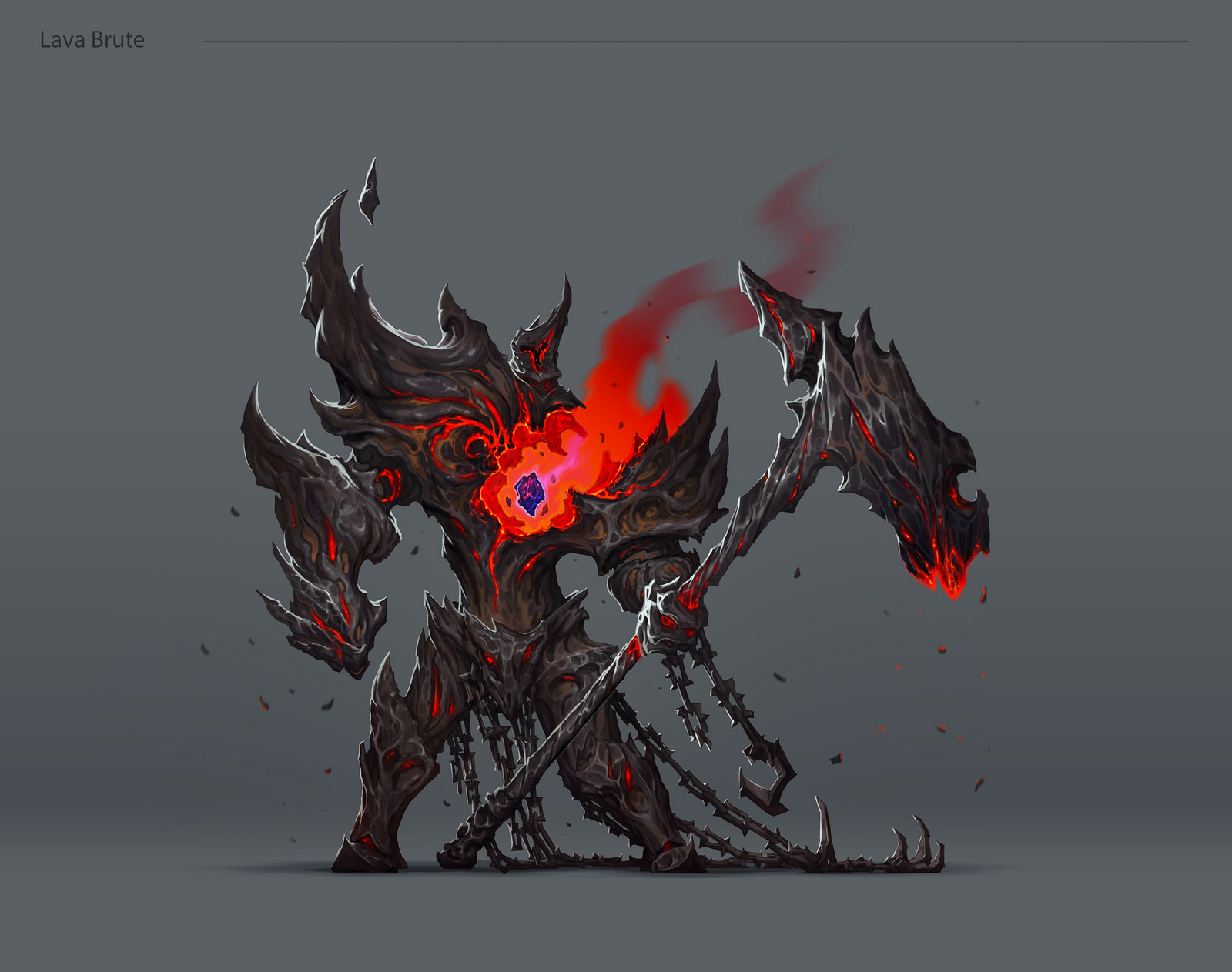 Darksiders 3 concept art
