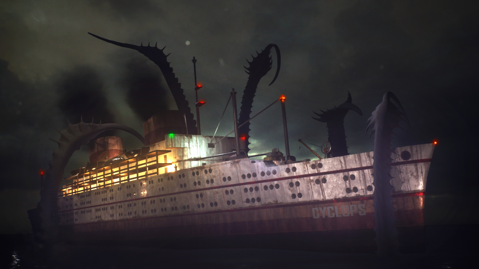The Sinking City
