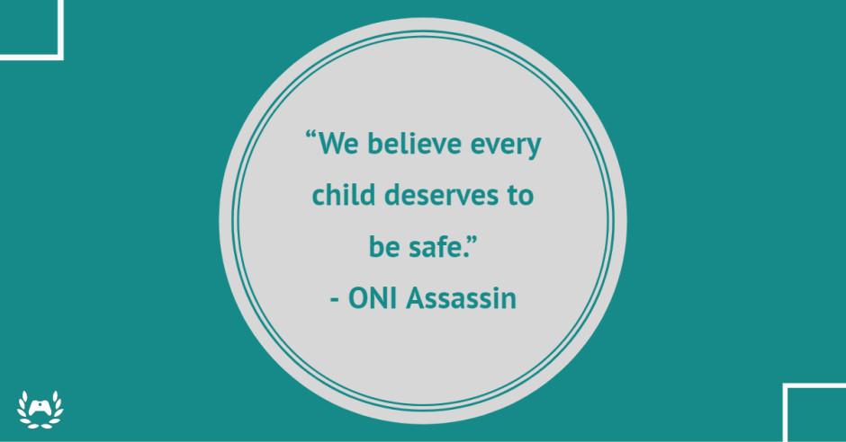 ONI Assassin Quote
