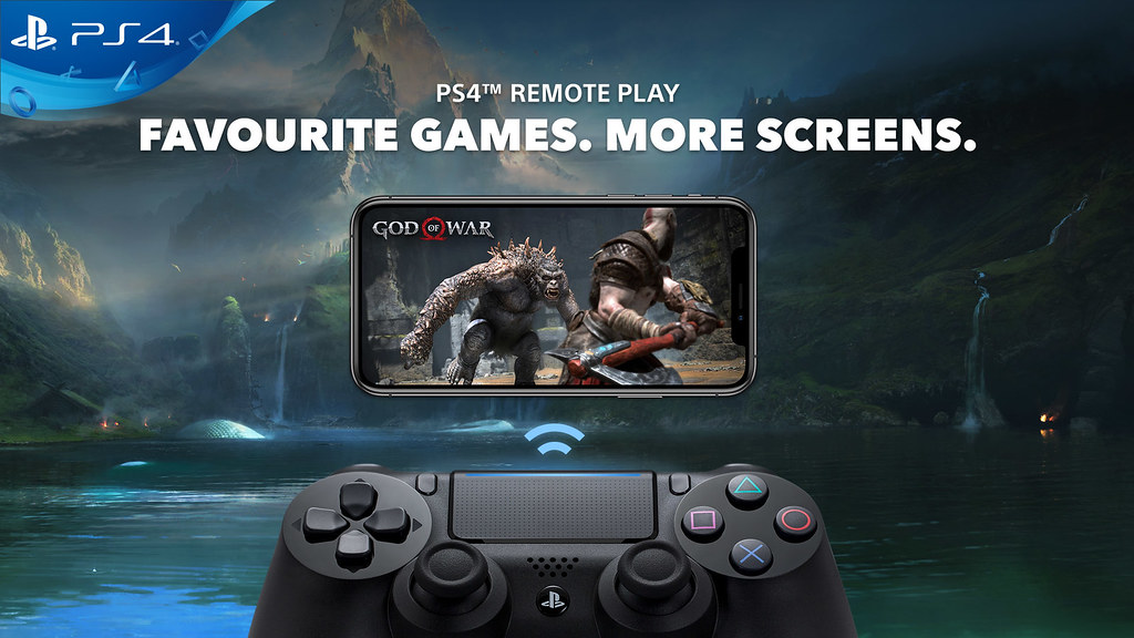 Your guide to using your Dualshock 4 wireless controller with Apple devices
