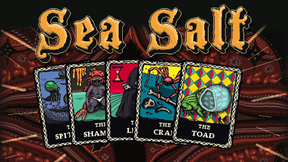 Sea Salt Key Art