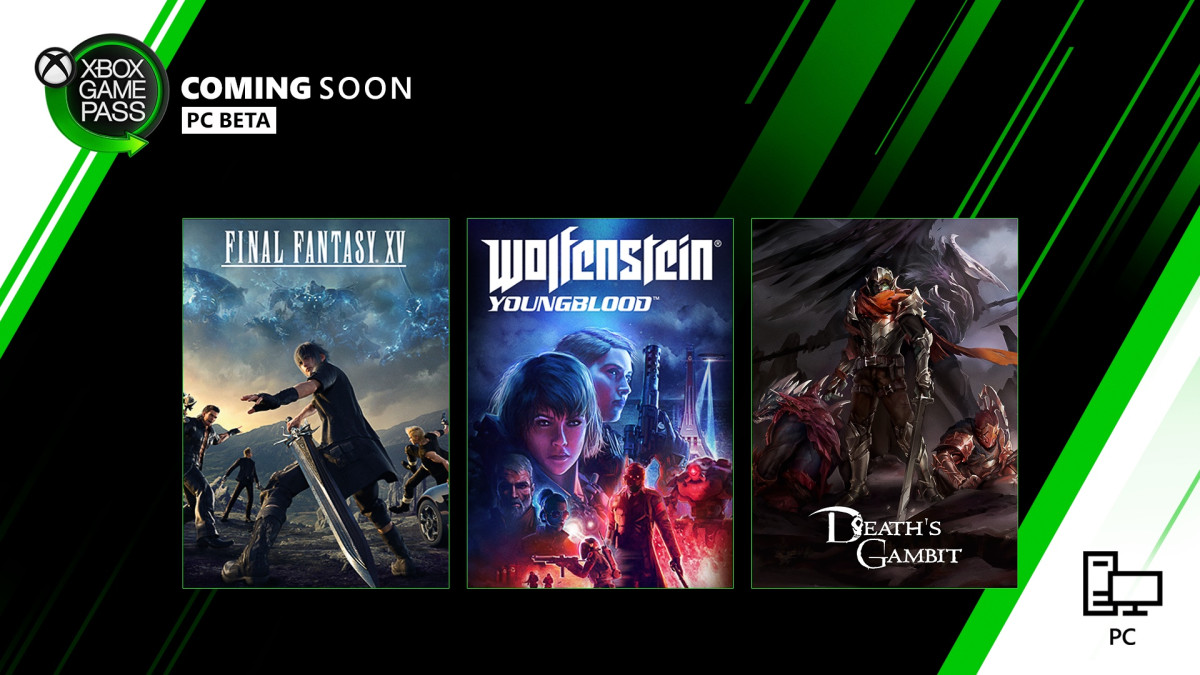 Coming Soon to Xbox Game Pass for PC: Final Fantasy XV