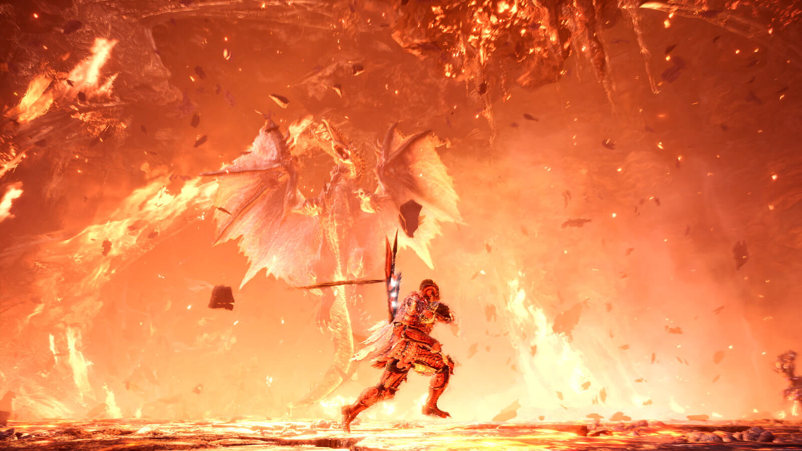 Alatreon Brings A Storm Of Elements To Monster Hunter World