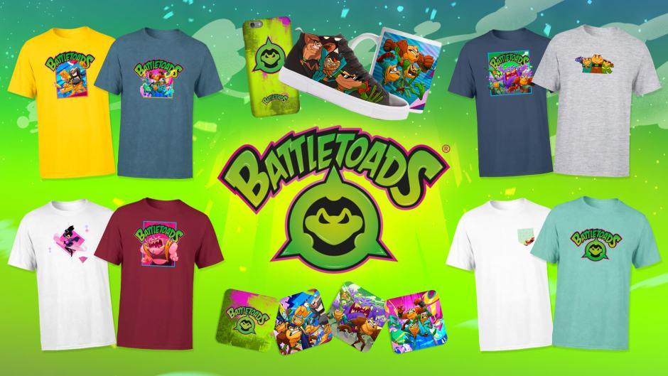 Die Battletoads sind zurück! Erlebe das neue Abenteuer jetzt im Xbox Game Pass, auf Xbox One und Windows 10 PC!