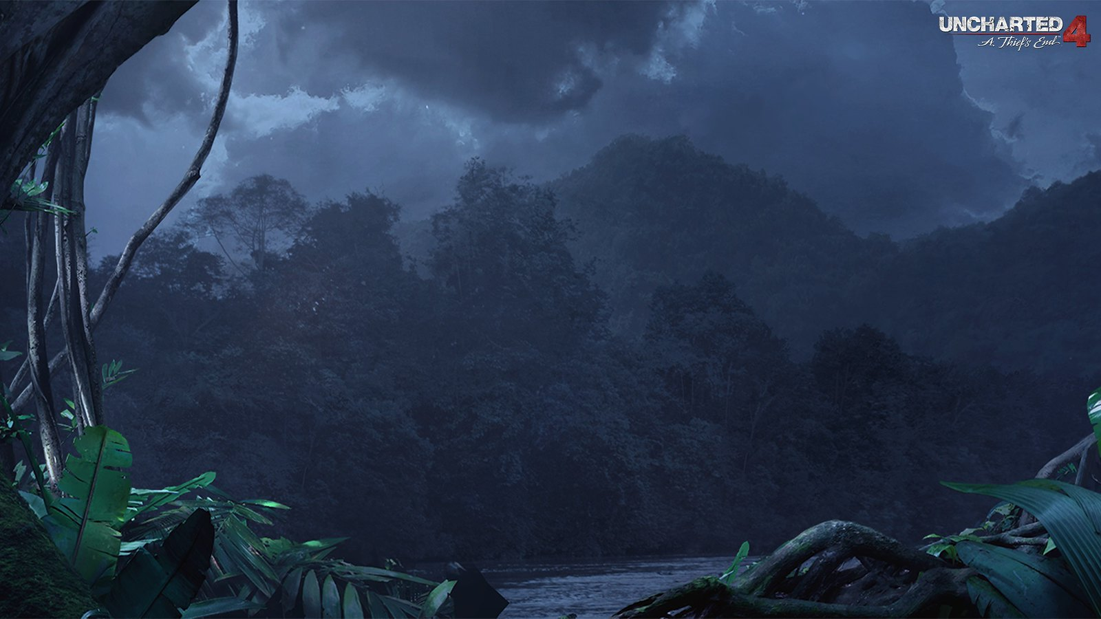 Video Conference Backgrounds - Uncharted