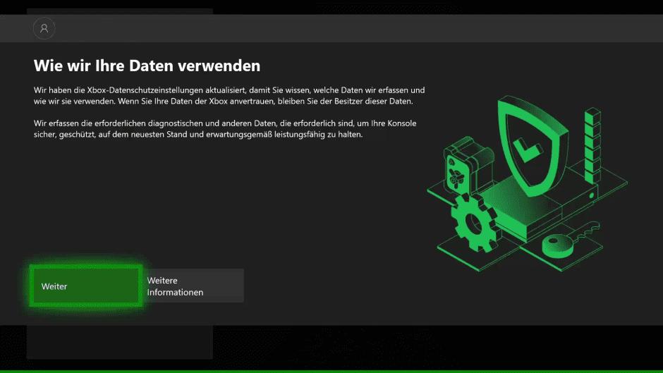 Xbox One-Update im August: Erhalte mehr Transparenz und Kontrolle über die Nutzung Deiner Daten HERO