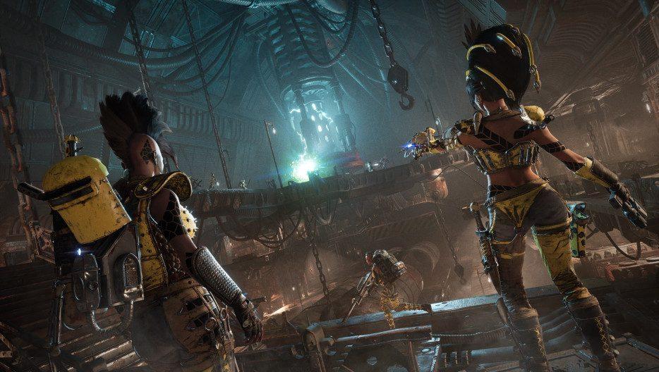 Next Week on Xbox: Neue Spiele vom 7. bis 11. September: Necromunda: Underhive Wars