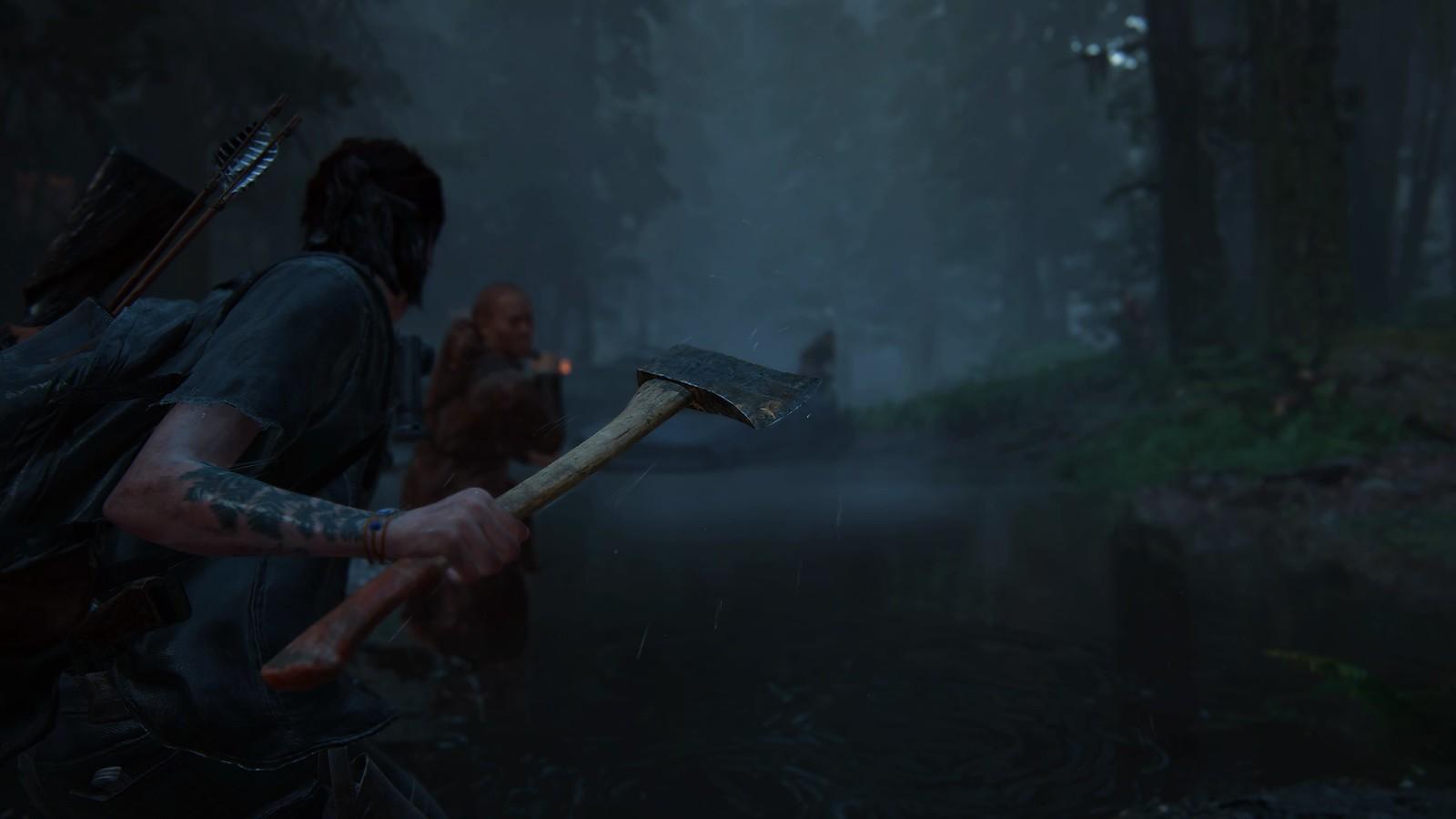 The Last of Us Part II_pic5 - Drew Wilson