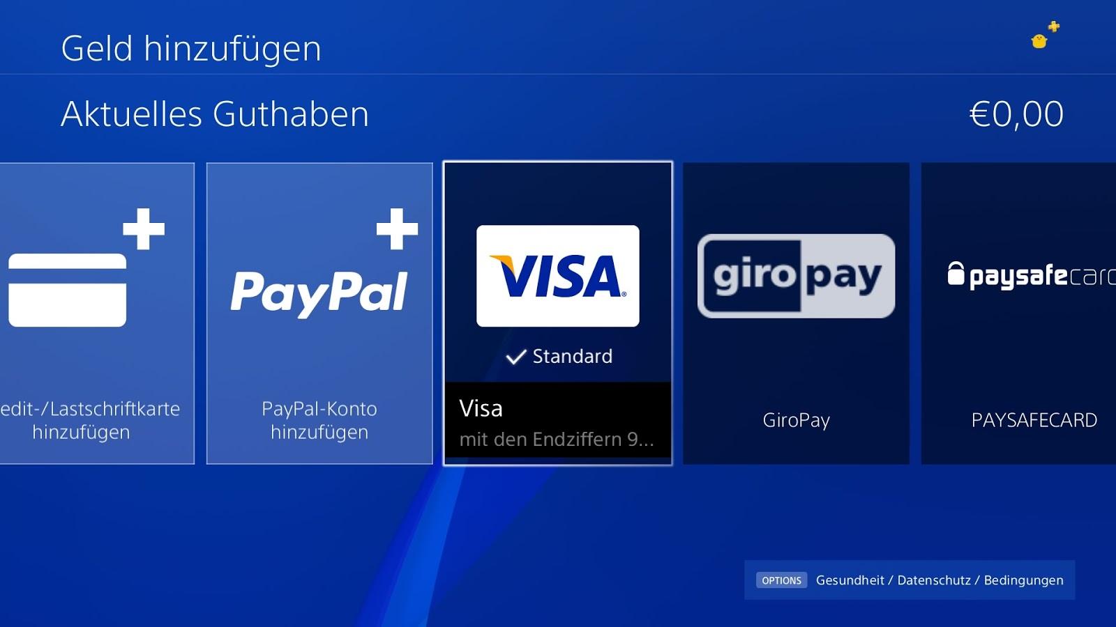 Paypal Ohne Guthaben Bezahlen