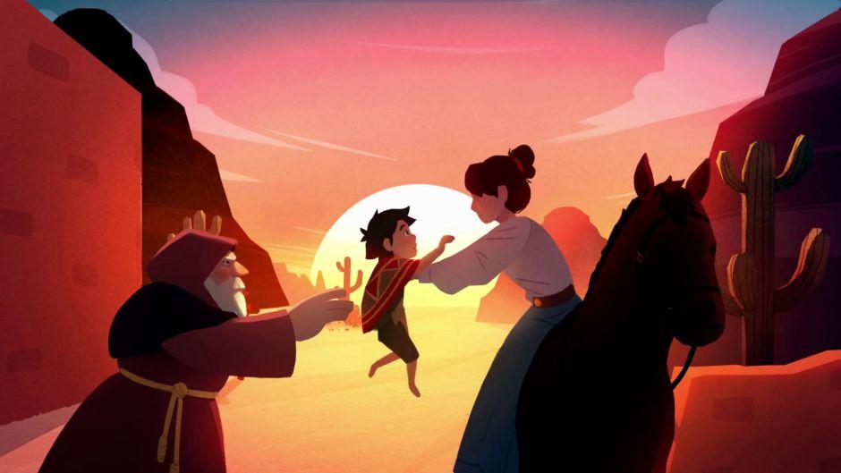 El Hijo - A Wild West Tale