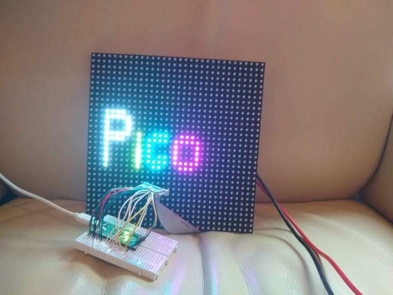 The most cost- effective way to add 1024 RGB LEDs to your project