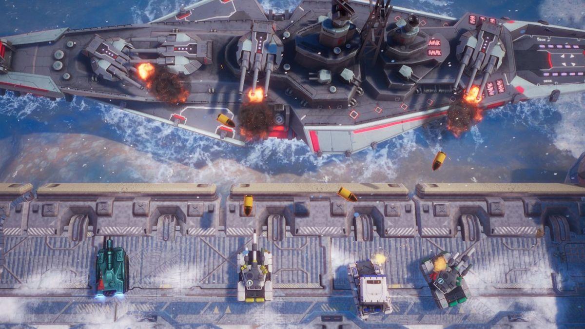 Next Week on Xbox: Neue Spiele vom 22. bis 26. März: Tank Brawl 2