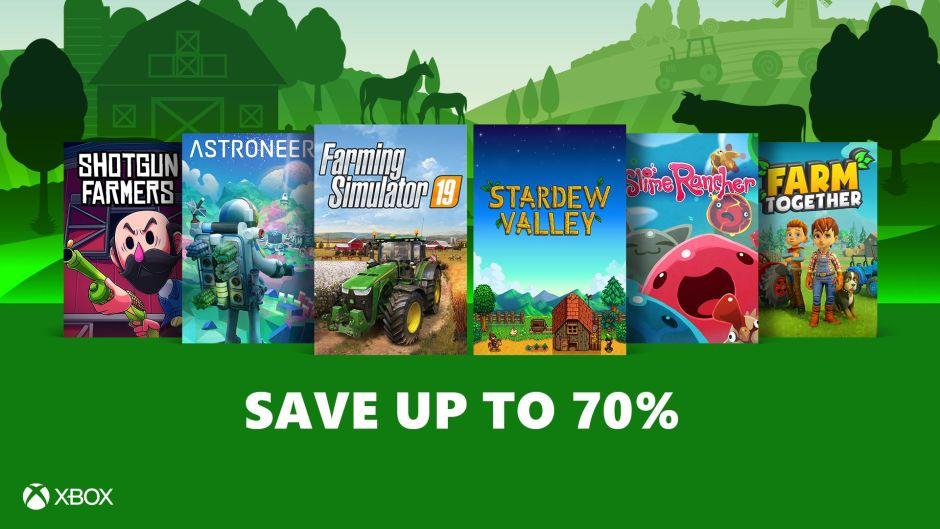 ID@Xbox Farming Sale