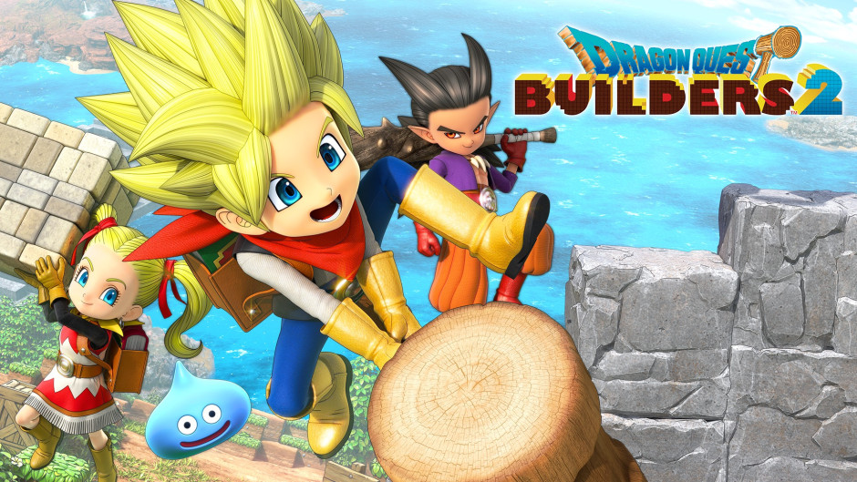 Bei Release im Xbox Game Pass: Knockout City und Dragon Quest Builders 2