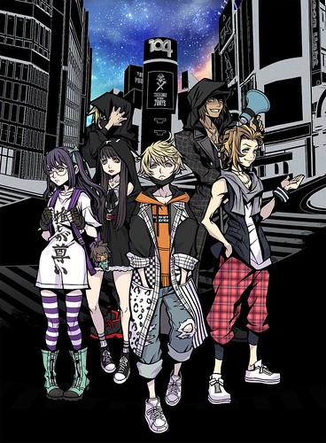 Neo - The World Ends with You