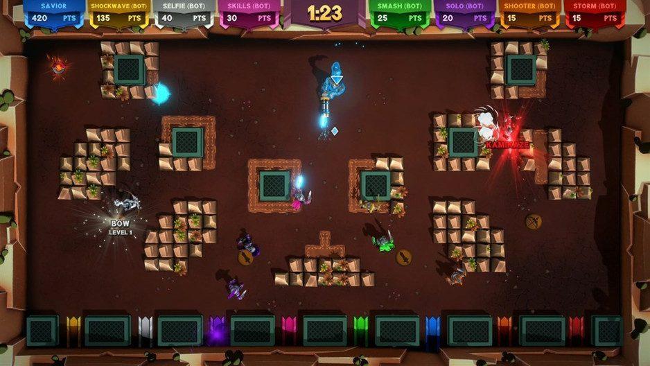 Knight Squad 2– April 13 – Xbox One X Enhanced