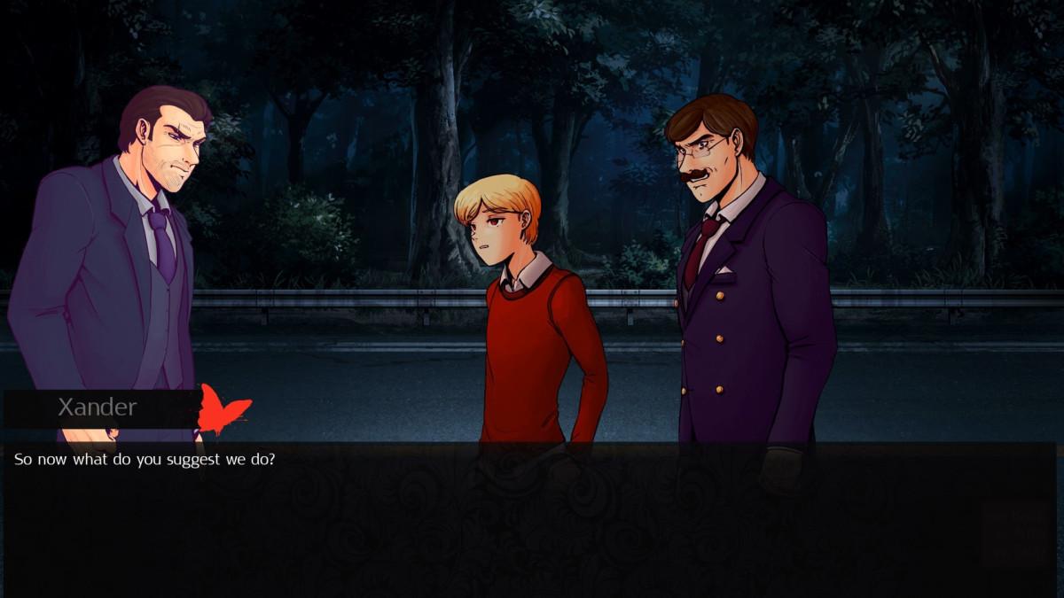 Next Week on Xbox: Neue Spiele vom 26. bis 30. April: Crime Opera: The Butterfly Effect