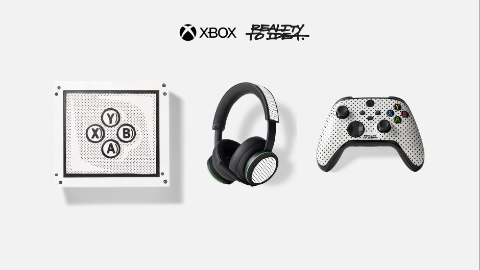 Xbox and NTWRK Collaborate to Make Art